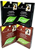 Shehnaz Herbal Colourveda Natural Hair Colour, Blackish Brown, 100g