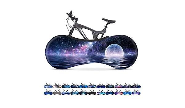 NANANA Funda Cubre Bicicletas para Interiores, Bicicleta Exterior ...
