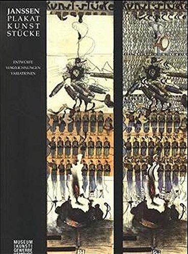 Plakat-Kunst-Stücke: Entwürfe, Vorzeichnungen, Variationen aus den Jahren 1957-1994. Katalog zur Ausstellung im Museum für Kunst und Gewerbe 1.10-14.11.1999