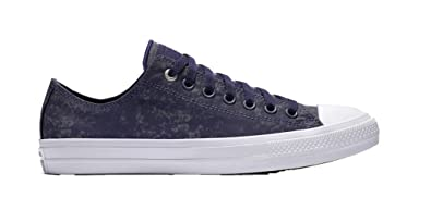 8662f3853283 Converse Men s Youth Chuck Taylor All Star Ii Ox Japanese Eggplant 6 B(M)  US Women   4 D(M) US Men  Buy Online at Low Prices in India - Amazon.in