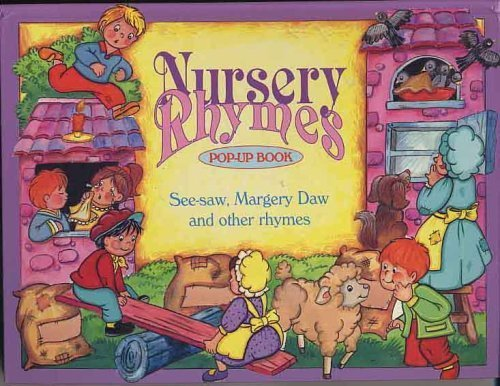 Nursery Rhyme Pop-up Books: Wee Willie Winkie; Mary Had a Little Lamb; Mary Mary Quite Contrary; See-saw Margery Daw; Rock-a-bye Baby; Humpty Dumpty - Rock Little Shopping Mall