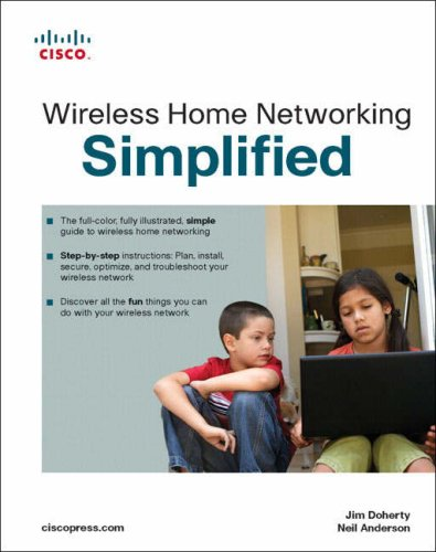 [PDF] Wireless Home Networking Simplified Free Download | Publisher : Cisco Press | Category : Computers & Internet | ISBN 10 : 1587201615 | ISBN 13 : 9781587201615