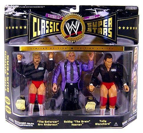 arn anderson action figure - 8