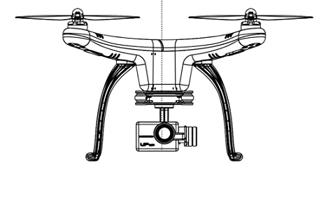 upair one drone with 4k camera mobile app version 2 4g remote Hexacopter Wiring Diagram upair one drone with 4k camera mobile app version 2 4g remote controller gps auto return function a key to return follow me mode airplanes amazon