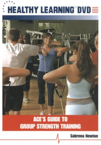 amazon com power systems ace s guide to group strength training