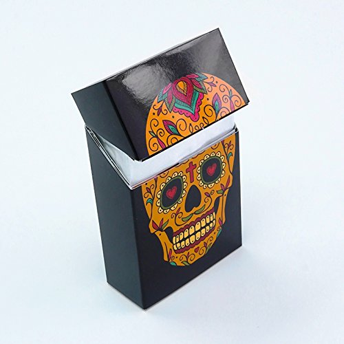 crâne Carton 10 Mexicain Etuis Vernis Paquet 20 Cigarettes RqqxYwUIP