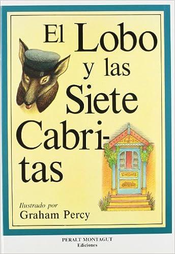 Book El Lobo y las Sieta Cabritas