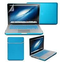 GMYLE Hard Case 13Zoll Abdeckung Blau - Notebooktaschen (Abdeckung, 33 cm (13 Zoll), Blau)