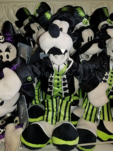 2017 Disney Parks Goofy Halloween Plush 9