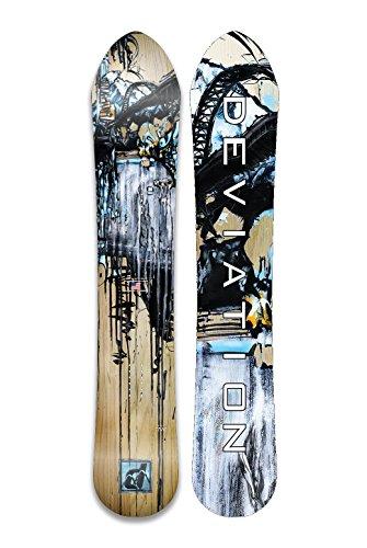 - Deviation Ski & Snowboard Works The Prime 159 Freeride Boards