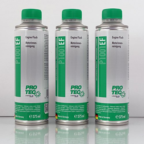 3 x 375ml Engine Interior Cleaner Engine Flush P1001 EF: