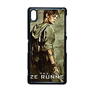 Custom Design With The Maze Runner Clear Phone Cases For Kids For Sony Xperia Z2 Choose Design 12