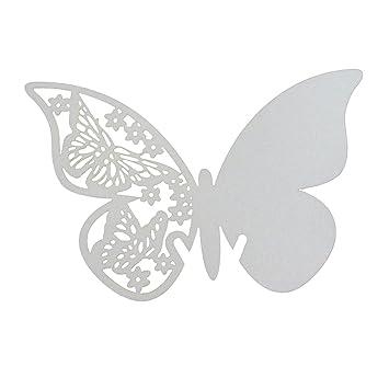 leorx pcs mariposa estilo papel nombre tarjeta de copa de vino para boda y fiesta