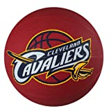 Spalding NBA Cleveland Cavaliers Mini Rubber Basketball