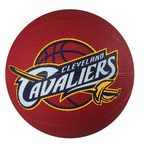 Cleveland Tour Series (Spalding NBA Cleveland Cavaliers Mini Rubber Basketball)