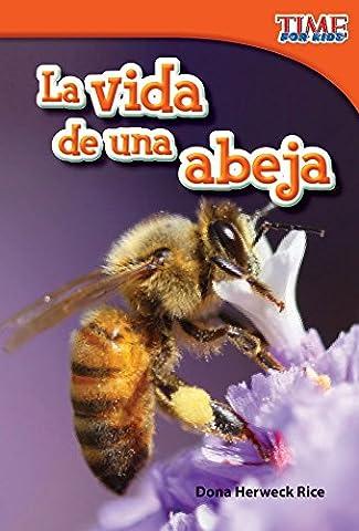 La vida de una abeja (A Bee's Life) (Spanish Version) (TIME FOR KIDS® Nonfiction Readers) (Spanish (Best Childrens Books In Spanish)