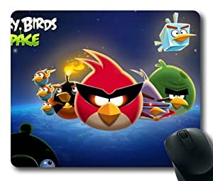 Angry Birds Mouse Pad/Mouse Mat Rectangle by ieasycenter