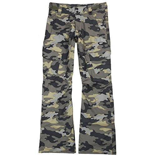 Oakley TASK FORCE SLIM INSULATED PANT Olive Camo S