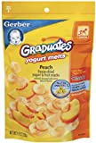 Cheap Gerber Graduates Yogurt Melts, Peach, 1-Ounce Pouches (Pack of 8)