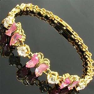 Golden Essentials 22K Gold Plated Elegant Lady Bra