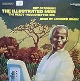 Leonard Nimoy reads Ray Bradbury: The Illustrated Man, The Veldt and Marionettes, Inc. LP