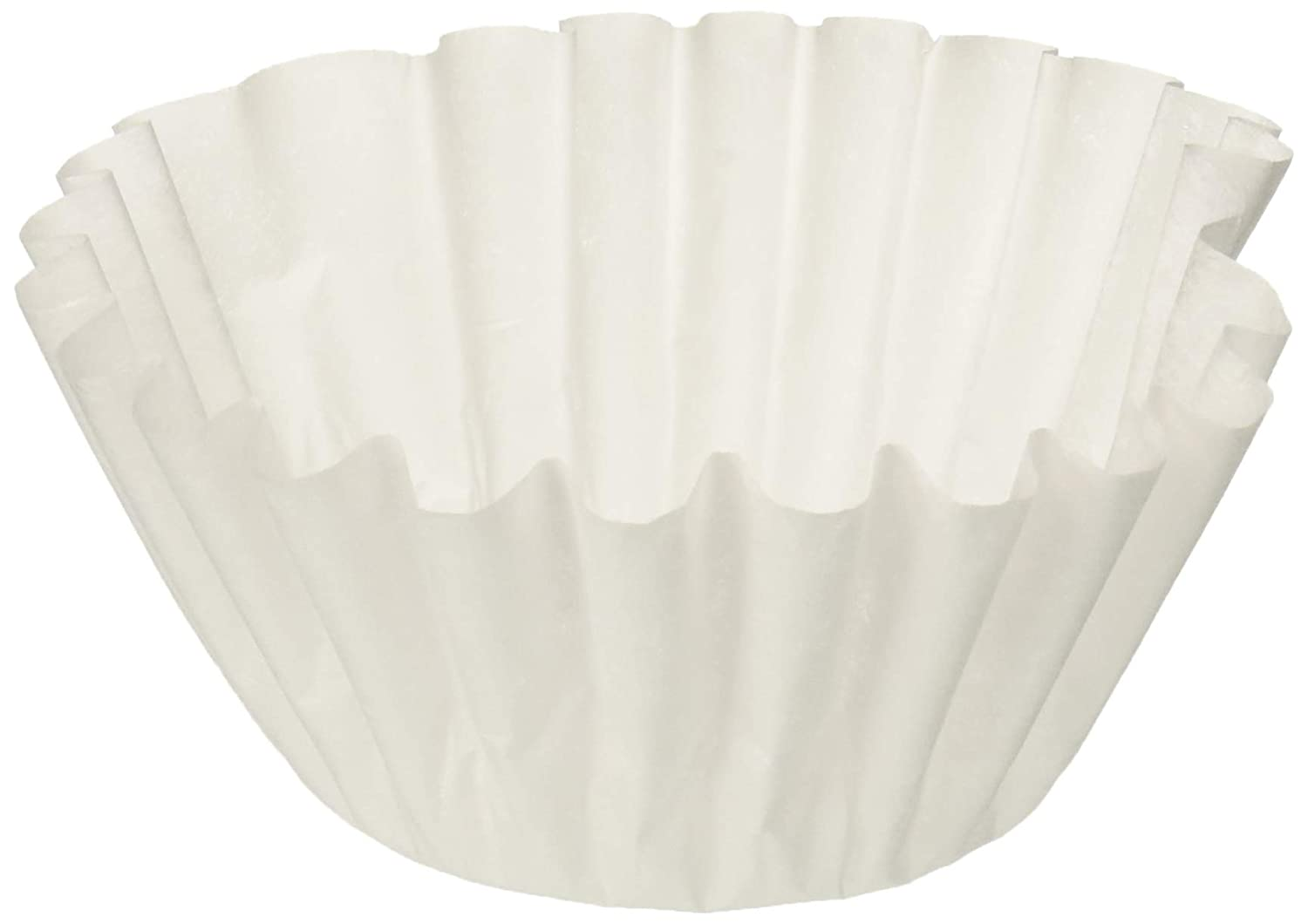 Bunn 20106 9 to 10 Cup Decanter Style Coffee Filter-1000/Case, 9 to 10 Cup White