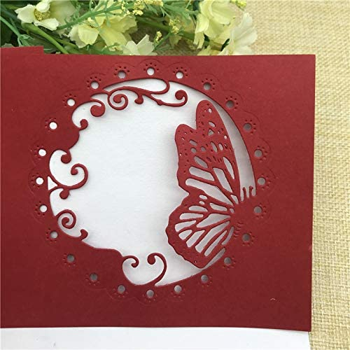 butterfly Metal Cutting Dies For DIY Scrapbooking Card Paper Album VQ