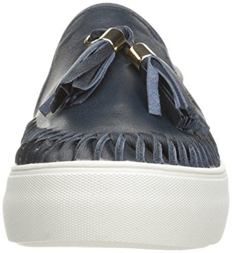 J Glider Jslides Kvinna Aztec Mode Sneaker Navy