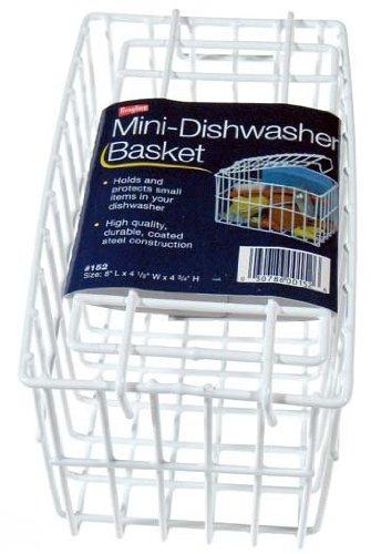 Grayline Dishwasher Basket Mini White