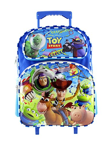 Best rolling backpack toy story for 2019