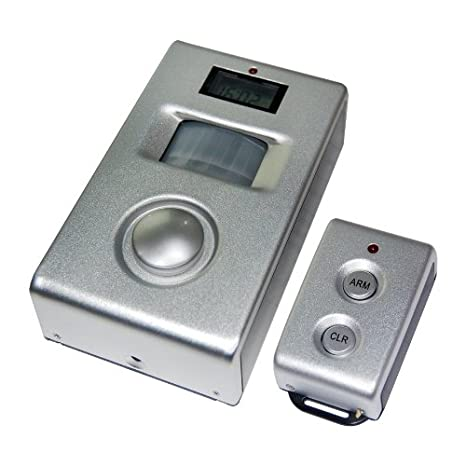 Procure Direct Ltd - Alarma de seguridad con sensor PIR de ...