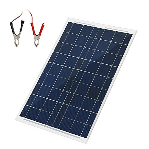 Best Solar Trickle Charger For Car Battery - 2