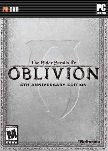 The Elder Scrolls IV: Oblivion - 5th Anniversary Edition Collector's SteelBook- ()