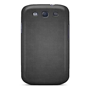 New Style Tpu S3 Protective Case Cover/ Galaxy Case - Black Screen