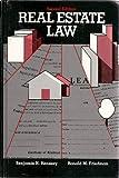 Real Estate Law, Henszey, Benjamin N. and Friedman, Ronald M., 0471888575