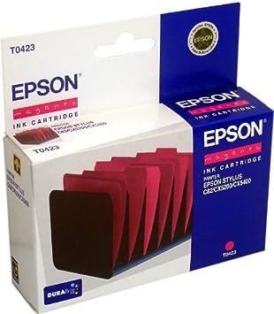 Epson T0423 - Cartucho de tinta Original para impresora ...
