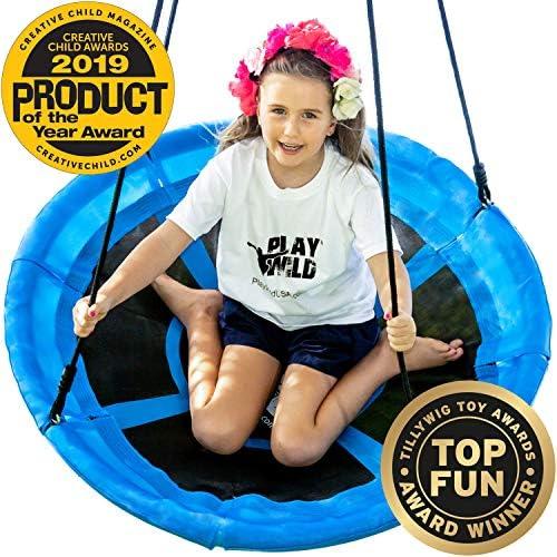 Saucer Tree Swing Playground Adjustable product image