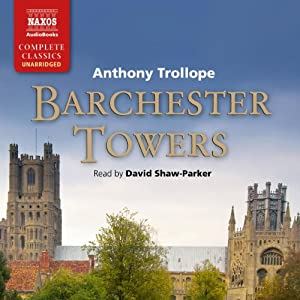 Barchester Towers, Book 2 Audiobook