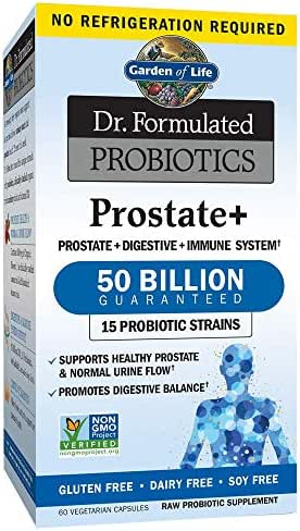 Probiotics: Garden of Life Prostate