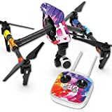Skin For DJI Inspire 1 Quadcopter Drone – Art | MightySkins Protective, Durable, and Unique Vinyl Decal wrap cover | Easy To Apply, Remove, and Change Styles | Made in the USA