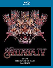 Santana - IV - Live at the House of Blues Las Vegas [Blu-ray]