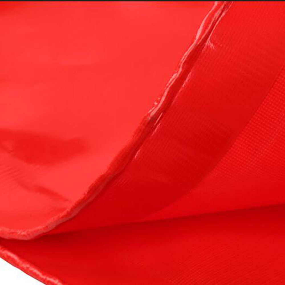 MDBLYJWinddichtes und kaltes Tuch Sonnenschutztuc Rote Rote Rote Regenschutzsonnenschutzplane-Hochtemperaturanti-Aging der roten Feierplanenfeststoff-Halle B07PSB2J3F Zeltplanen Das hochwertigste Material cbd09d