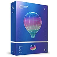 BTS - 2017 BTS Live Trilogy EPISODE III THE WINGS TOUR in Seoul CONCERT DVD+ Store Gift 7 Photo Set + Kpop Mask