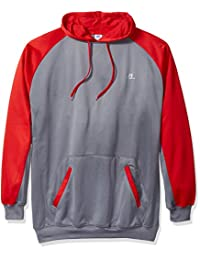 Russell Athletic mens big-tall Big & Tall Performance Fleece Hoodie Sweatshirt