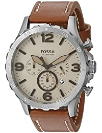 Fossil Men's Nate-JR1503 Brown Watch