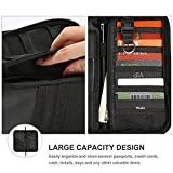 ProCase Family Passport Wallet with Accordion