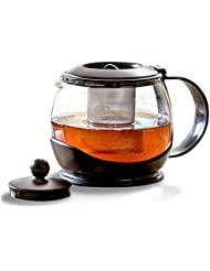 Modern Innovations Glass Teapot With Infuser
