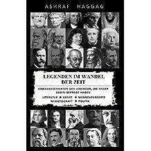 LEGENDEN IM WANDEL DER ZEIT (German Edition)