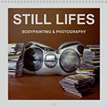 STILL LIFES BODYPAINTING & PHOTOGRAPHY 2016: Still objects are models. Models stand still.