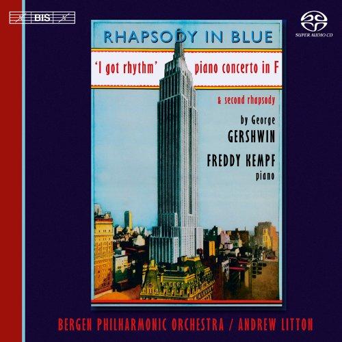 SACD : Freddy Kempf - Rhapsody In Blue (SACD)